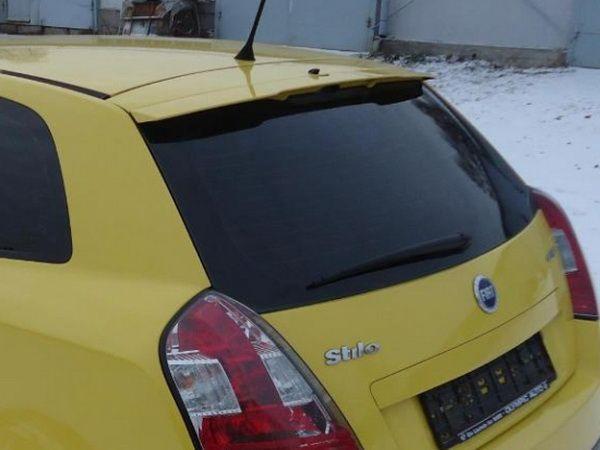 Спойлер FIAT Stilo (2001-) 3D Hatchback
