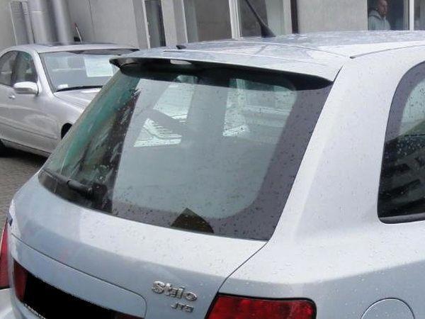 Спойлер над стеклом FIAT Stilo (2001-) 5D Hatchback