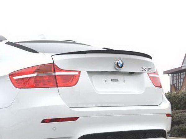 Спойлер BMW X6 E71 (2008-2014) - M Performance