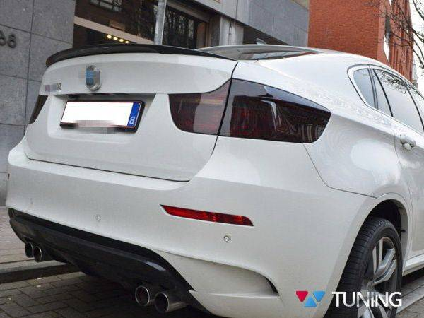 Spojler Bmw X6 E71 2008 2014 M Performance
