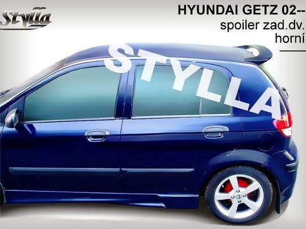 Спойлер над стеклом HYUNDAI Getz (2002-) STYLLA