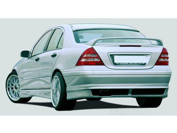 Спойлер - бленда MERCEDES W203 (2000-2007) Sedan