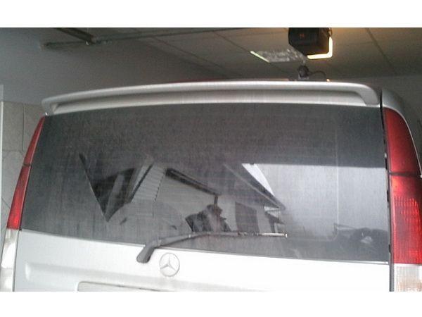 Спойлер - козырёк MERCEDES Vito W639 / Viano II ляда - фото #3