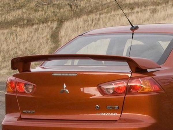 "Спойлер MITSUBISHI Lancer X (07-) Sedan ""OEM"""