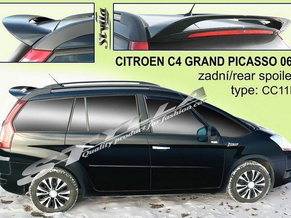"""Спойлер CITROEN C4 Grand Picasso (2006-) 5D """"CC11L"""""""