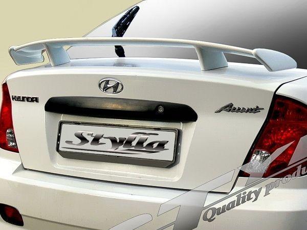 """Спойлер багажника HYUNDAI Accent II (LC) (2000-) Sedan """"ST1"""""""