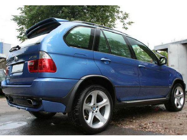 Спойлер BMW X5 E53 (2000-2006) - HAMANN - фото #2
