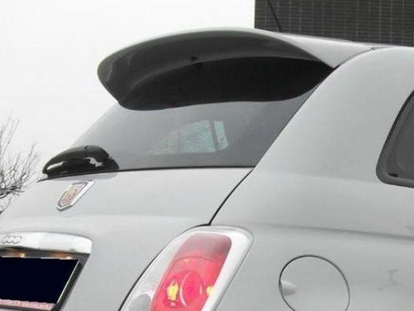 Спойлер - козырёк FIAT 500 (2007-)