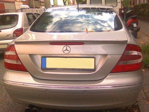 Спойлер багажника MERCEDES CLK W209 - AMG стиль 2