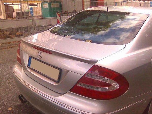 Спойлер багажника MERCEDES CLK W209 - AMG стиль 3