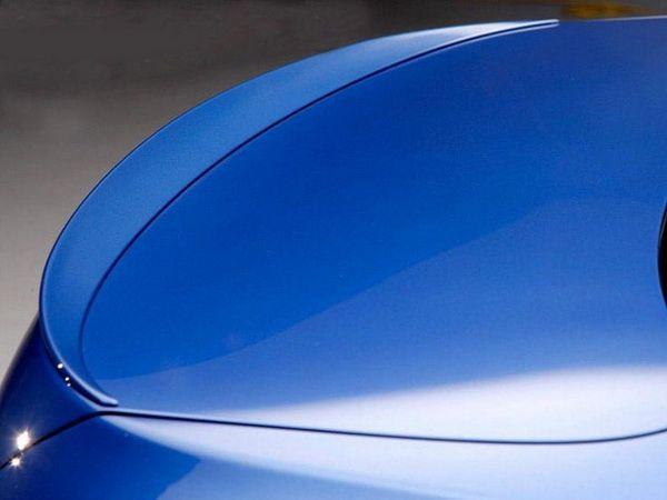 Лип спойлер BMW F10 (2010-2014) Sedan - M-Performance - фото #2