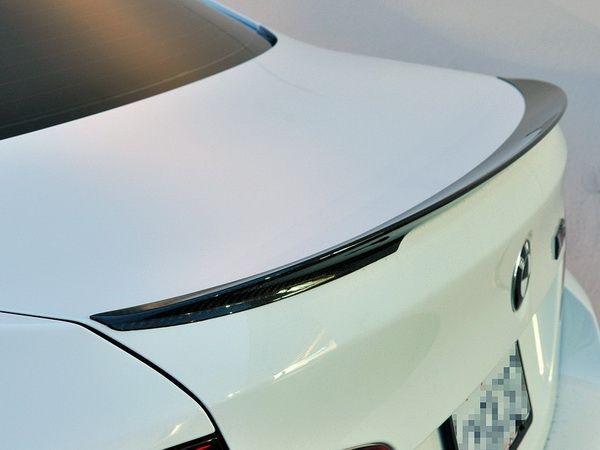 Лип спойлер BMW F10 (2010-2014) Sedan - M-Performance - фото #3
