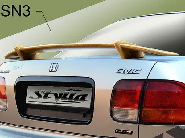 "Спойлер HONDA Civic VI (95-01) Sedan ""SN3"""