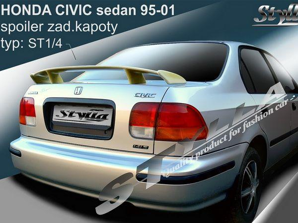 "Спойлер HONDA Civic VI (95-01) Sedan ""ST4"""