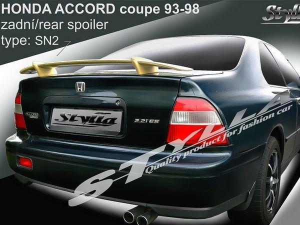 "Спойлер HONDA Accord V (1993-1998) Coupe ""SN2"""