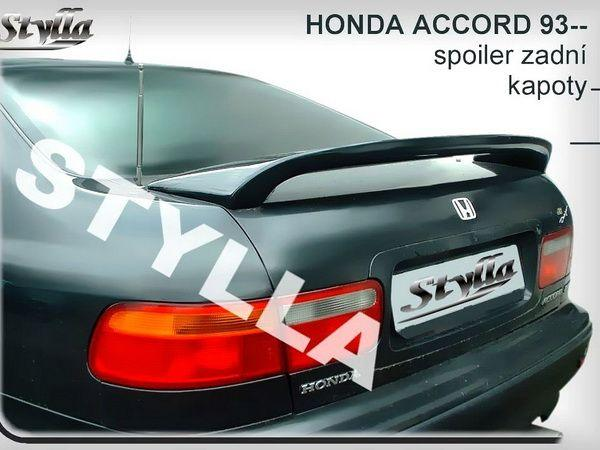 "Спойлер HONDA Accord V (1993-1998) Sedan ""CT"""