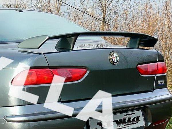 Спойлер багажника ALFA ROMEO 156 - ST1 стиль - на ножках 1