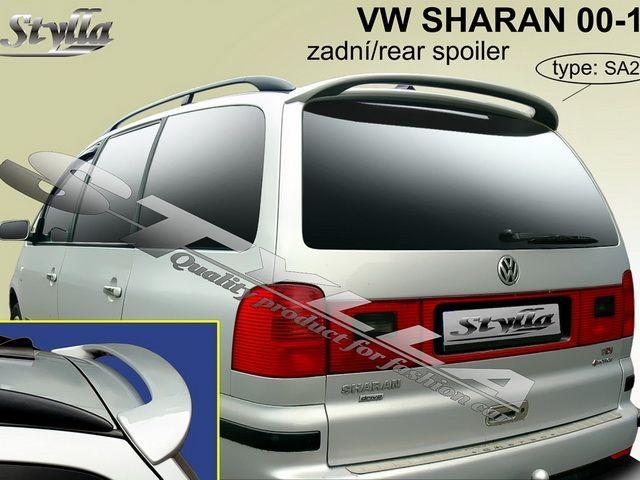 """Спойлер VW Sharan I FL (2000-2010) рестайлинг """"STYLLA"""""""