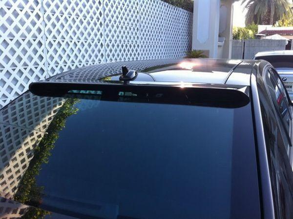 Козырёк на стекло MERCEDES W212 Sedan 2