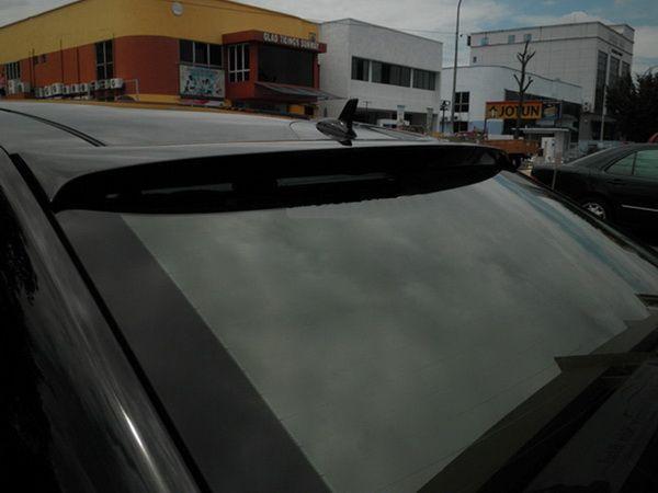 Козырёк на стекло MERCEDES W212 Sedan 3