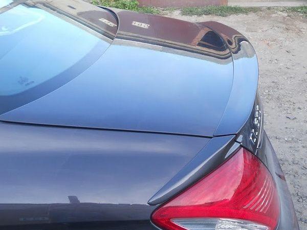 Спойлер багажника MERCEDES CL C216 W216 - BRABUS стиль - фото #1