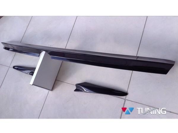 Спойлер багажника MERCEDES CL C216 W216 - BRABUS стиль - фото #4