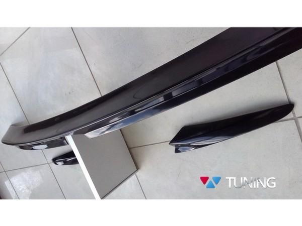 Спойлер багажника MERCEDES CL C216 W216 - BRABUS стиль - фото #5