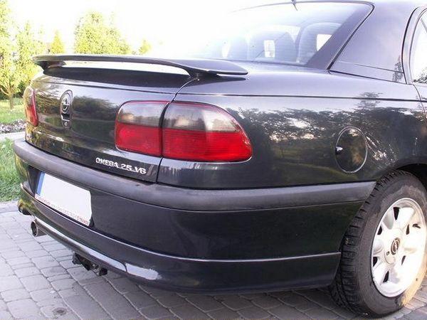 Спойлер багажника OPEL Omega B (1994-2003) Sedan