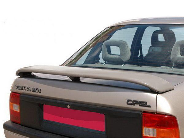 Спойлер багажника OPEL Vectra A (88-95) Sedan на 3-х ножках
