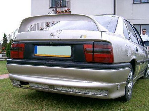 Спойлер багажника OPEL Vectra A (88-95) Sedan высокий