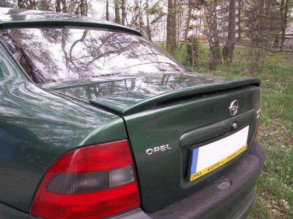 Спойлер багажника OPEL Vectra B (95-02) ver. 3