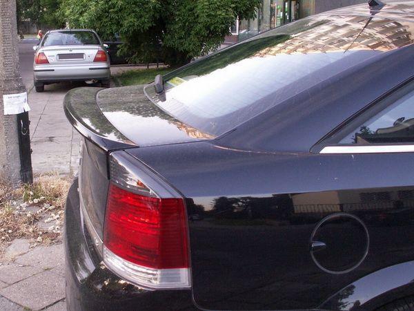 "Лип спойлер багажника OPEL Vectra C (02-08) Sedan/Hb ""OPC"""