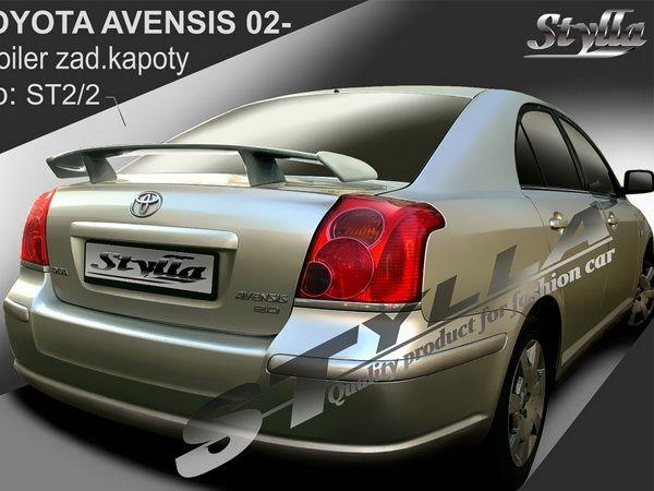 Спойлер багажника TOYOTA Avensis II T250 Sedan / Liftback