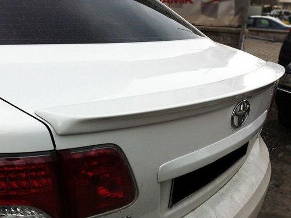 Спойлер багажника лип TOYOTA Avensis III T270 (2009-) Sedan