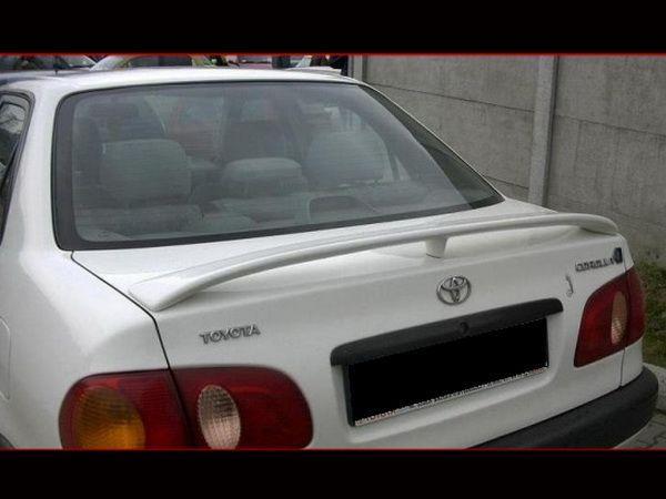 Спойлер багажника TOYOTA Corolla E11 (97-01) Sedan