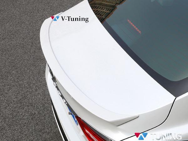Спойлер багажника TOYOTA Camry XV70 70 (2018-) - ABS пластик 2