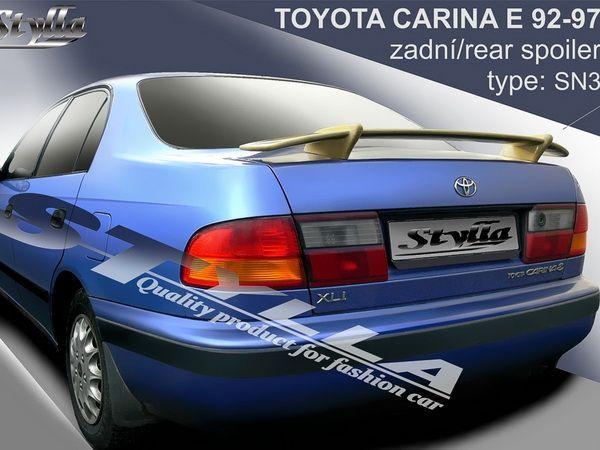 "Спойлер TOYOTA Carina E (92-96) STYLLA ""SN3"""