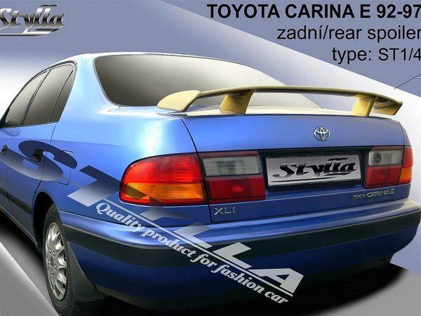 "Спойлер TOYOTA Carina E (92-96) STYLLA ""ST1/4"""
