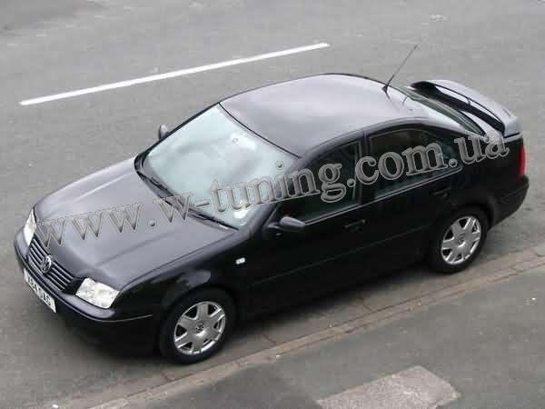 "Спойлер багажника VW Bora A4 (1998-2005) Sedan ""NK"""
