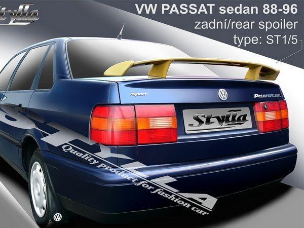 """Спойлер багажника VW Passat B3 Sedan на ножках """"ST1/5"""""""