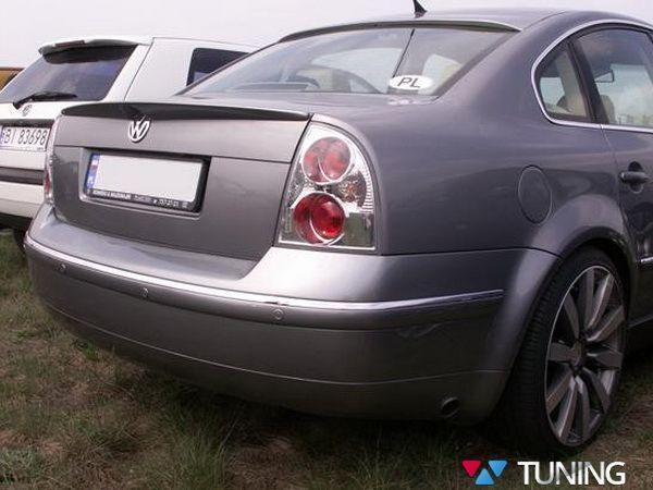 Лип спойлер багажника VW Passat B5+ 3BG (01-05) Sedan