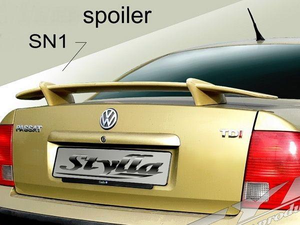 Спойлер багажника VW Passat B5 (96-05) Sd STYLLA SN1