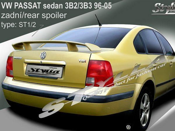Спойлер багажника VW Passat B5 (96-05) Sd STYLLA ST1/2