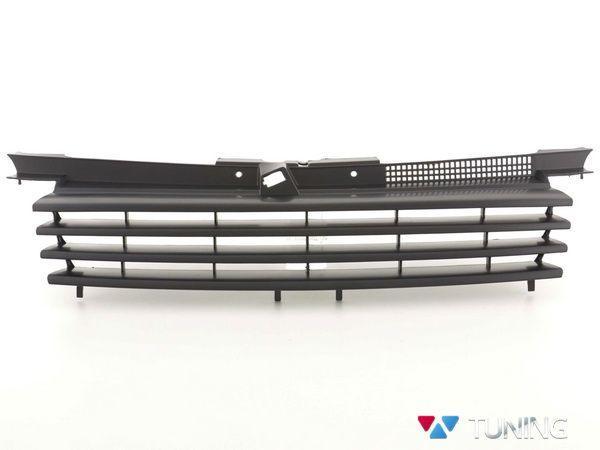 Решётка радиатора VW Bora A4 (98-04) чёрная