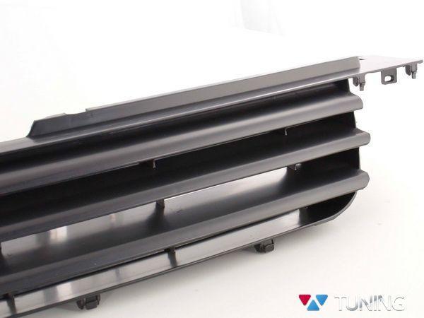 Решётка радиатора VW Lupo (1998-2005) чёрная
