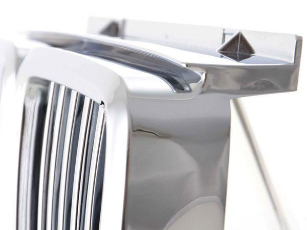 Решётка радиатора BMW E30 (1984-1990) хром - SPORT