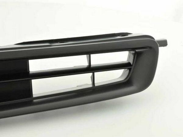 Решётка радиатора HONDA Civic VI (BJ) (95-96) 3D/4D ЧЁРНАЯ