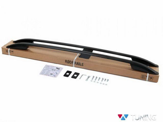 Рейлинги FIAT Doblo II (2010-) SKYPORT чёрные