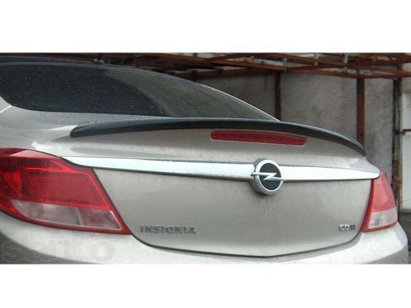 Спойлер багажника лип OPEL Insignia (2008-) Sedan