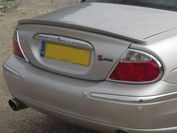 Спойлер багажника JAGUAR S-Type R (2002-2007) 2
